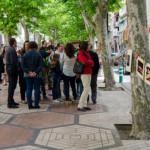 FOTOCOLADA: UNA IDEA CREATIVA EN UN ESPACIO PÚBLICO