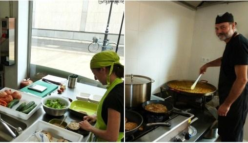 Sesamum, comida saludable en Albacete
