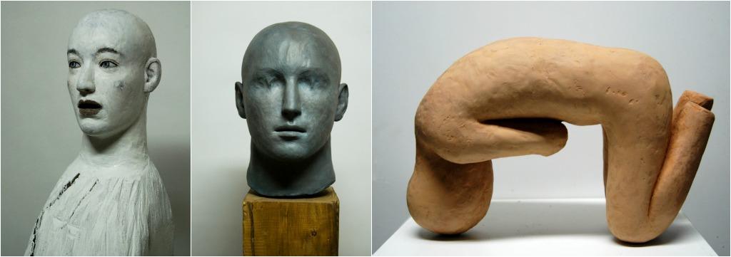 esculturas de Sergio Delicado