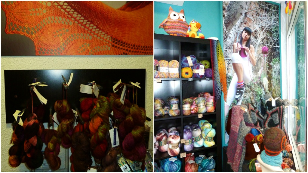 Tejeadictos, tienda de lanas y taller en Albacete